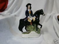 A Staffordshire Equestrian Dick Turpin The Highwayman