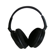 Philips SHP2000 Over Ear Wired Audio Adustable HiFi Stereo Headphones - Black