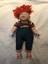 Custom Handmade Chucky Cabbage Patch Good Guy Child's Play Doll Horror Creepy AF