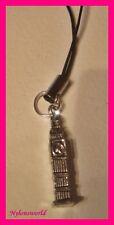 BIG BEN England Handyanhänger Schlüsselanhänger Taschenanhänger NEU      (c344)
