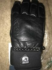Hestra Touch Point Leather Gloves Waterproof Insulated Touchscreen .9(L).NWT.