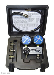 ENGINE CYLINDER LEAKAGE TESTER – leak down – OTC Tools – automotive tool