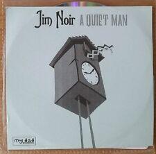 Jim Noir - A Quiet Man - cd EP - promo