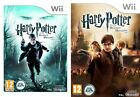 harry potter and the deathly hallows 1 & 2 wii pal