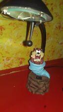 Tasmanischer Teufel - 1997 Lampe Schreibtischlampe - Figur  - Lampe Warner Bros