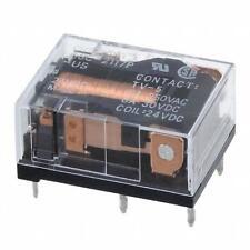 8A 12VDC SPST Omron PCB Relay G6C-2114P-US-12DC SPST-NO + SPST-NC