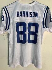 Reebok Women's NFL Jersey Indianapolis Colts Marvin Harrison White sz L