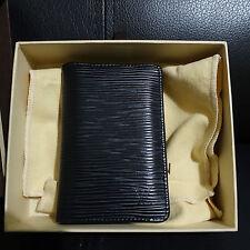 Louis Vuitton Wallet Epi Leather Pocket organizer