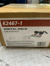 New listing Lincoln K2467-1 Digital Meter For Volts And Amps. Free Shipping