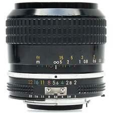 Nikon 28mm f2 Nikkor AI Lens