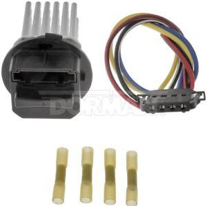 Dorman For Dodge Sprinter 3500 2007-2009 HVAC Blower Motor Resistor Kit