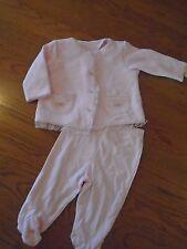 BNWT Bebé Niña Cardi & Trouser Outfit. Kyle & Deena. 3-6 meses 1/1