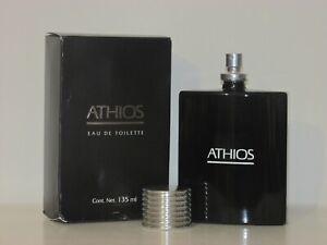 KIOTIS PARIS ATHIOS (ORIENTAL AROMATIC) EAU DE TOILETTE SPRAY 135 ml. NEW!