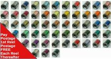 Brother Embroidery Machine Embroidery Thread Polyester 300m Choice Colours A817