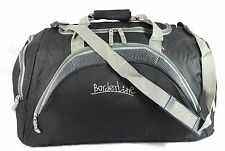 NEW LARGE SPORTS GYM BAG DUFFEL HOLDALL BAG SPORTS TRAVEL HOLIDAY WEEKEND CASE