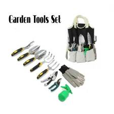 New Garden Tools Set 10 PCS Heavy Duty Gardening Kit Gardening Tools with Gloves