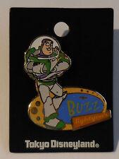 Disney Pin Japan Disney Store Buzz Lightyear Standing Pose Pin