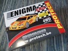 PROTECH T52.0 ENIGMA XRG Rallye Game 1/8 & Moteur SX-21 8P OMEGA