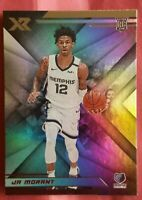 2019 Panini Chronicles Recon ja Morant rookie card Memphis Grizzlies star