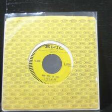 """Adam Wade - Don't Let Me Cross Over / Rain From The Skies 7"""" VG+ 59566 Vinyl 45"""