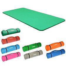 Yogamatte Gymnastikmatte Fitnessmatte Sportmatte183x80x1,5cm 100% schadstofffrei
