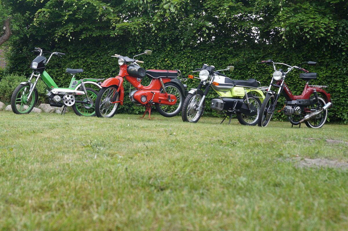 Das Neue Mopedparadies