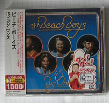 The BEACH BOYS - 15 Big Ones Limited Edition CD GIAPPONE OBI NUOVO! TOCP - 54102 SEALED