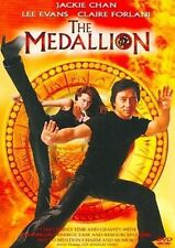 The Medallion 2003 Jackie Chan DVD