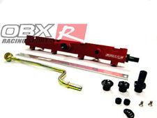 OBX Aluminum Fuel Rail Fits 02 04 05 06 Acura RSX K20A K20A2 K20Z1 Type-S 2.0L