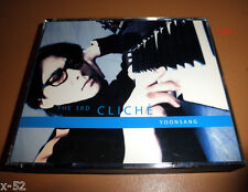 YOON SANG yoonsang 3 3RD CLICHE 2 disc CD set K-POP back to the real life REMIX