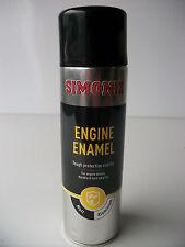 Simoniz Motorcycle Silver Aluminium Engine Case Paint Honda Suzuki Yamaha Barrel