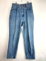 VTG Levi's Women's 902 Light Wash Denim Tapered Jeans Size 29x29