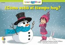 Como Esta El Tiempo Hoy? = What's the Weather Like Today? (Paperback or Softback