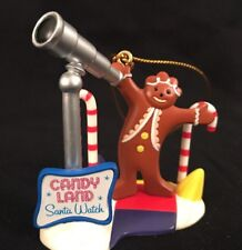 CANDYLAND Santa Claus Christmas Tree Ornament Candy Land Game 2005 Basic Fun