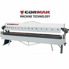 CORMAK 1.5x1220 mm folding machine