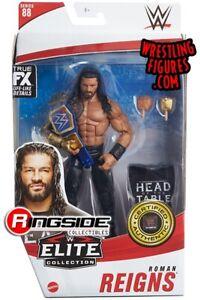 WWE Mattel Elite Series 88 Roman Reigns Wrestling Figure IN STOCK NOW