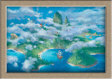 "Oil Painting Canvas Print/Home Decoration Disney Peter Pan Fantasy Island12""X18"""