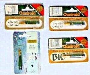 osmiroid fountain pen nib
