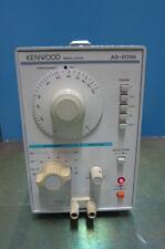 Kenwood Ag 203a Oscillator Audio Generator 10hz 1mhz