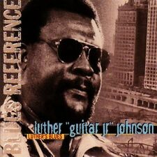 """Luther """"Guitar Junior"""" Johnson - Luther's Blues [New CD] France - Import"""
