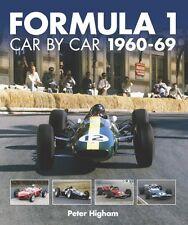 Formula 1 Car by Car 1960-69 (Formel 1 Autos Teams Bilder Daten) Buch book F1