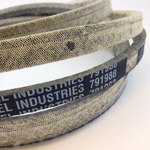 Genuine 52″ Hustler Raptor Deck Belt (791988) -2018 & Prior (791988) -SHIPS FREE