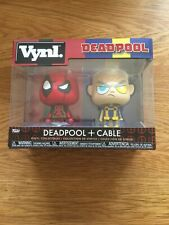 VYNL MARVEL DEADPOOL & CABLE VINYL FIGURE 2 PACK FUNKO