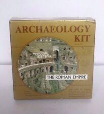 KIT Archeologia Impero Romano scavare & Ripristina VASO cronologia attività Craft