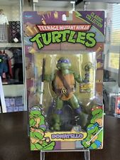 "TMNT Animated Series Playmates Classic Collection DONATELLO 6"" Action Figure!"