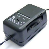1500mA charger for 6V & 12V sealed lead-acid batteries