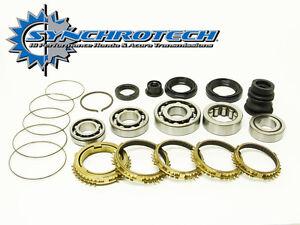 Synchrotech - ITR GSR B16 Carbon Synchro Rebuild Kit