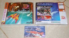 Dux Version 1.5 JEWEL CASE Ver. Dreamcast like Pink Bullets Gunlord Fast Striker