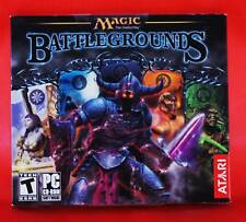 Magic The Gathering Battlegrounds; CD-ROM [ de Atari ] cantidad: 1