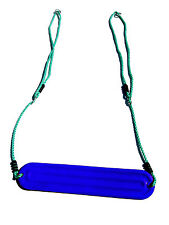 Cubby Strap Swing with Adjustable Ropes BLUE Tree Play Equipment outdoor toys